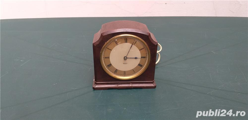 Ceas de masa electric Smiths Sectric Anglia anii 50