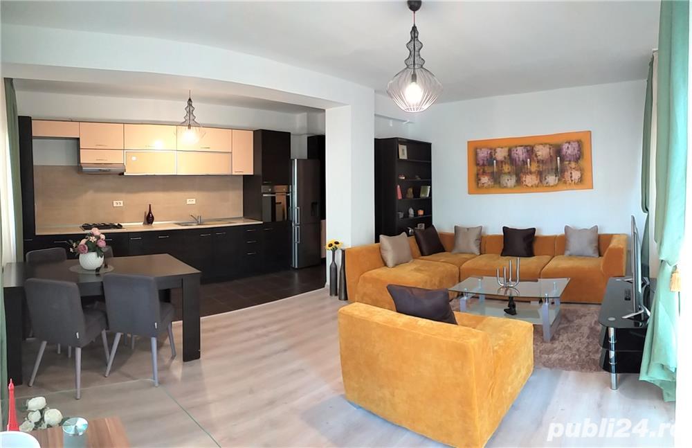 Apartament 2 camere 72 mp, mobilat, utilat modern, Militari Residence