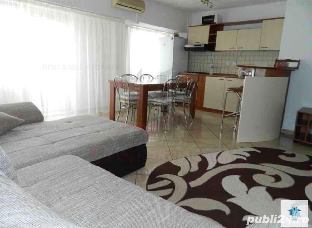 Apartament 3 camere, metrou Izvor, utilat, mobilat conplet, 90mp