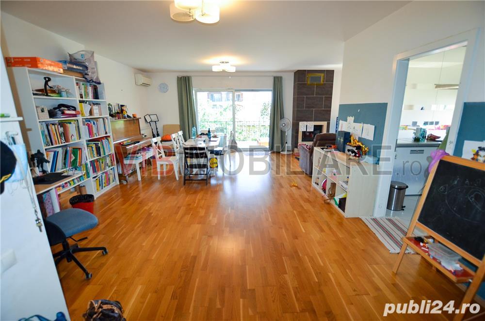 Apartament 4 camere-IBIZA SOL -PIPERA - 135 mpc