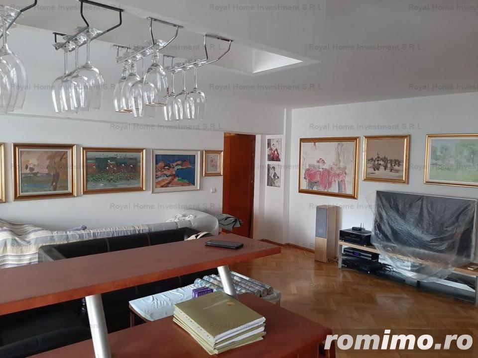 NOU Apartament Impecabil | 3 Camere | Zona Arcul de Triumf Kiseleff