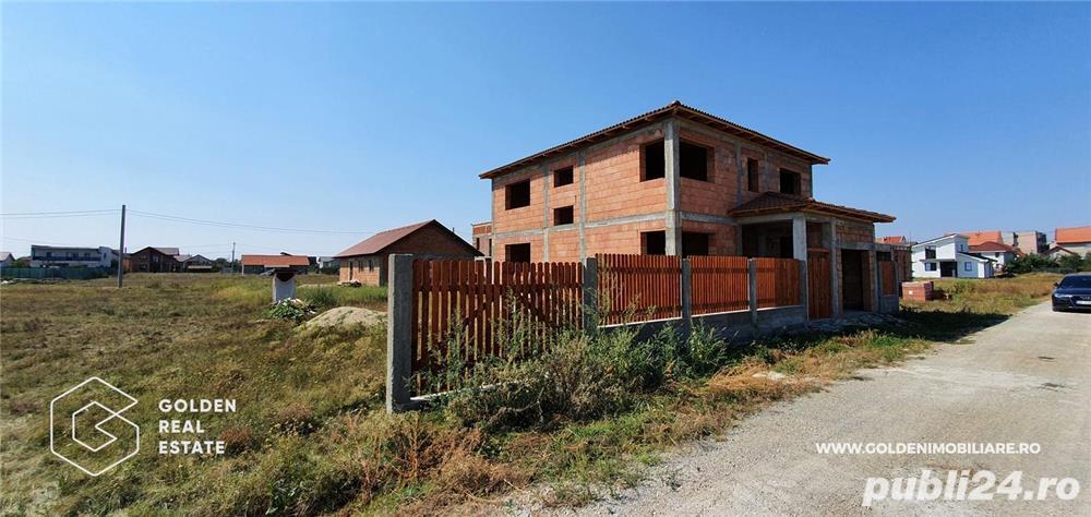 Casa la rosu P+E, cartier nou, Vladimirescu, an constructie 2020