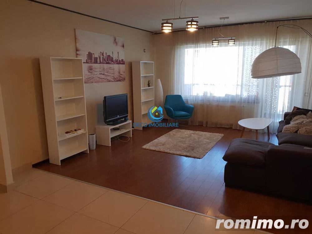 Apartament 3 camere confort lux in Centru, strada Dorobantilor, garaj