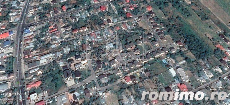 Calea Romanului - strada Theodor Neculuta - teren pentru casa - 1.144 mp
