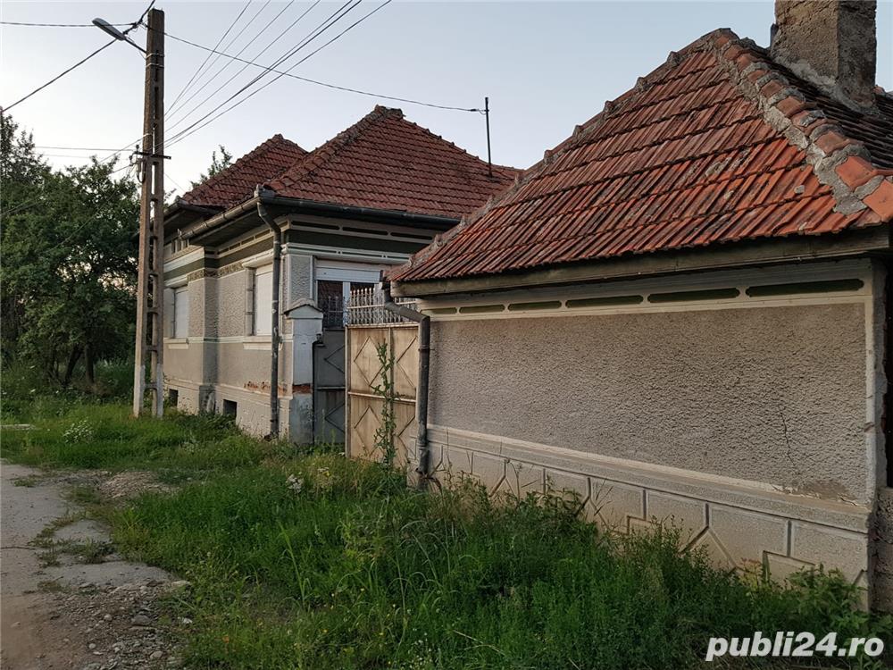 Gospodarie la tara - 2 case cu gradina si livada - Vad - Fagaras