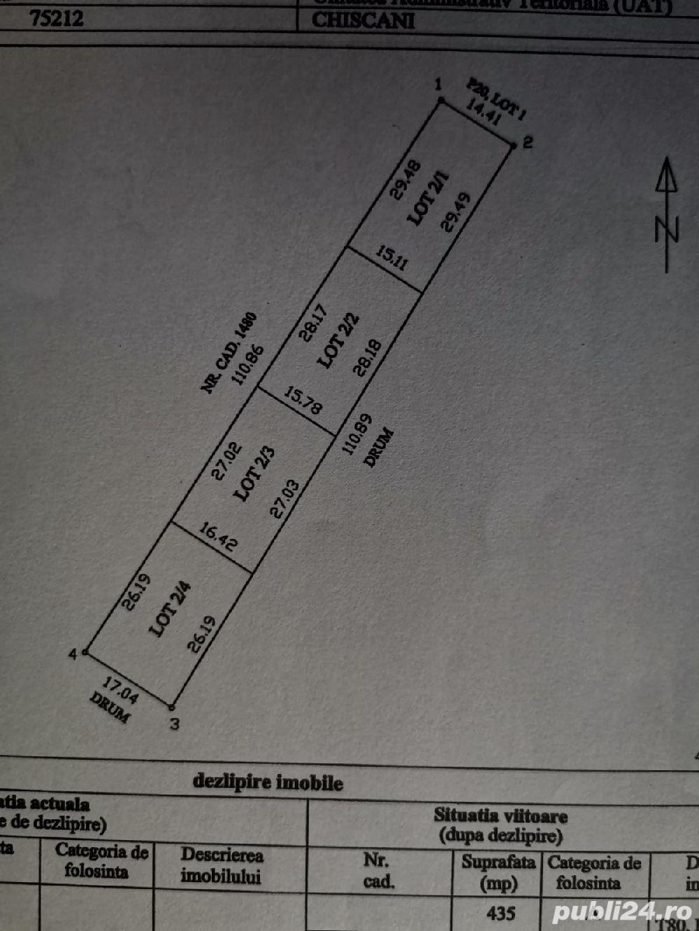 Vânzare teren Varsatura