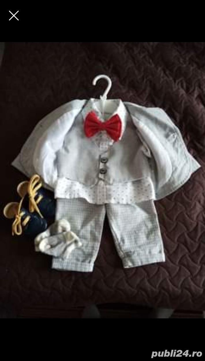 Costum bebe 0-3 luni