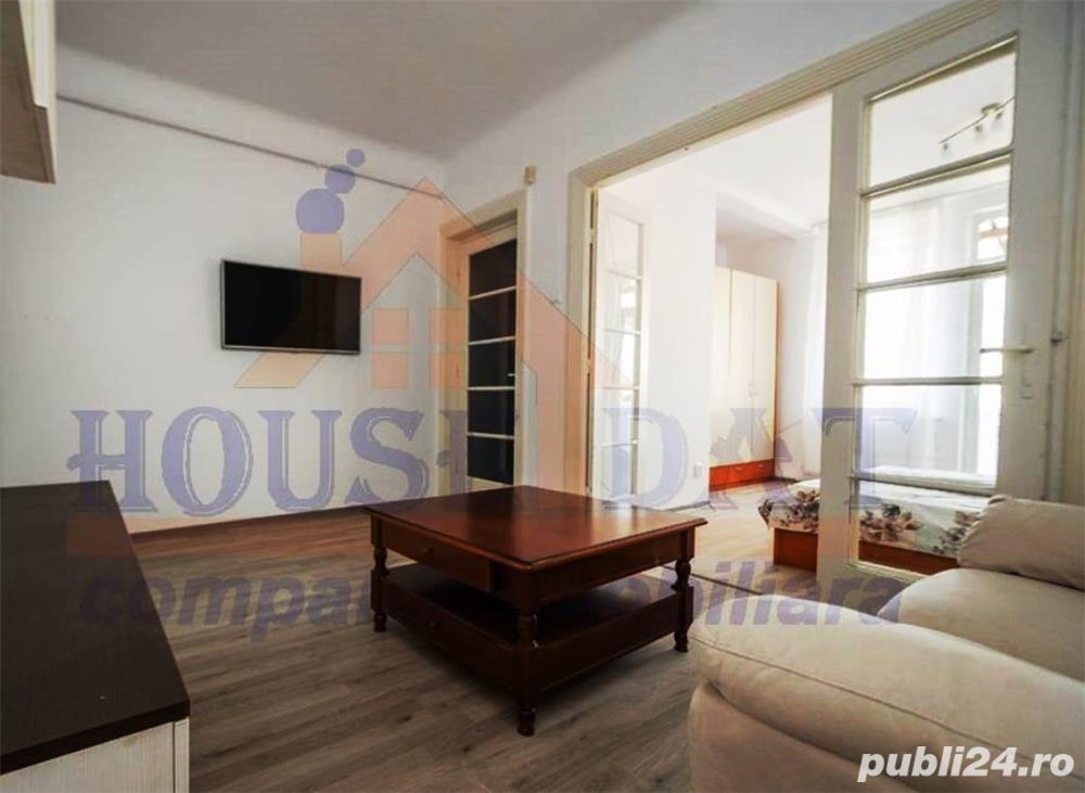 Inchiriere apartament 2 camere, semidecomandat,renovat, superb