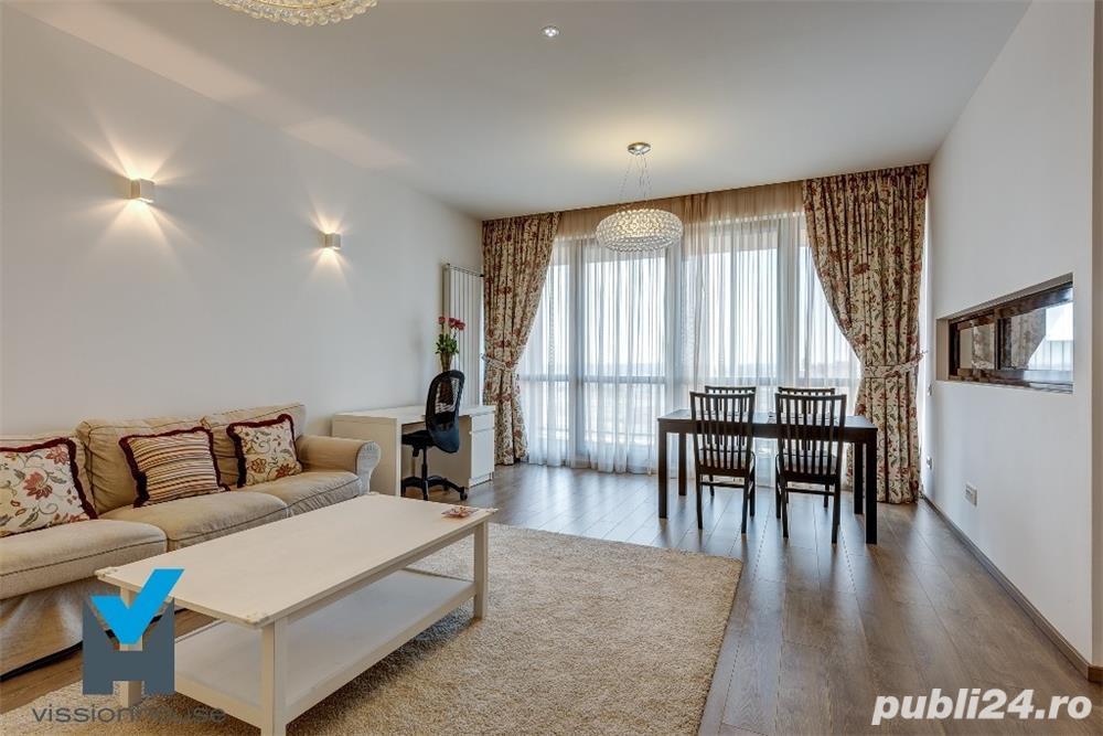 Inchiriere apartament 3 camere Baneasa - Sisesti - Restaurant Papion