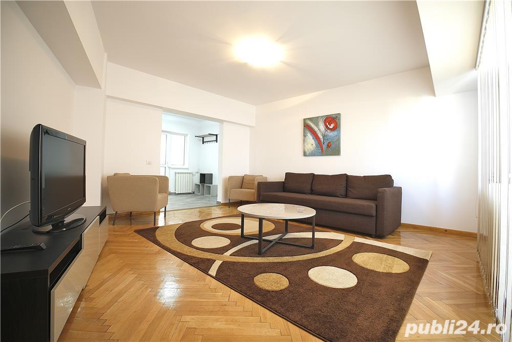 Bld. UNIRII - Fantani, apartament 3 camere decomandate, mobilat si utilat LUX