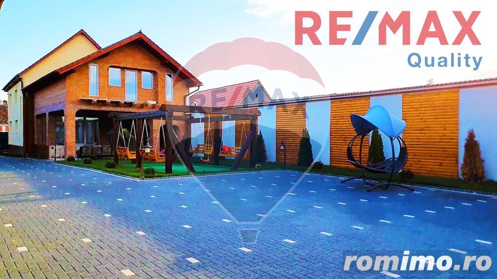 Vilă Lux | 6 camere | Miercurea Sibiului + BMW X6
