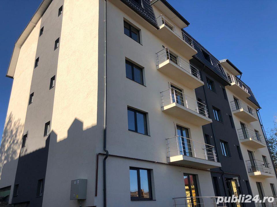 Pacurari, apartament 2 camere decomandat, bloc nou, loc de parcare