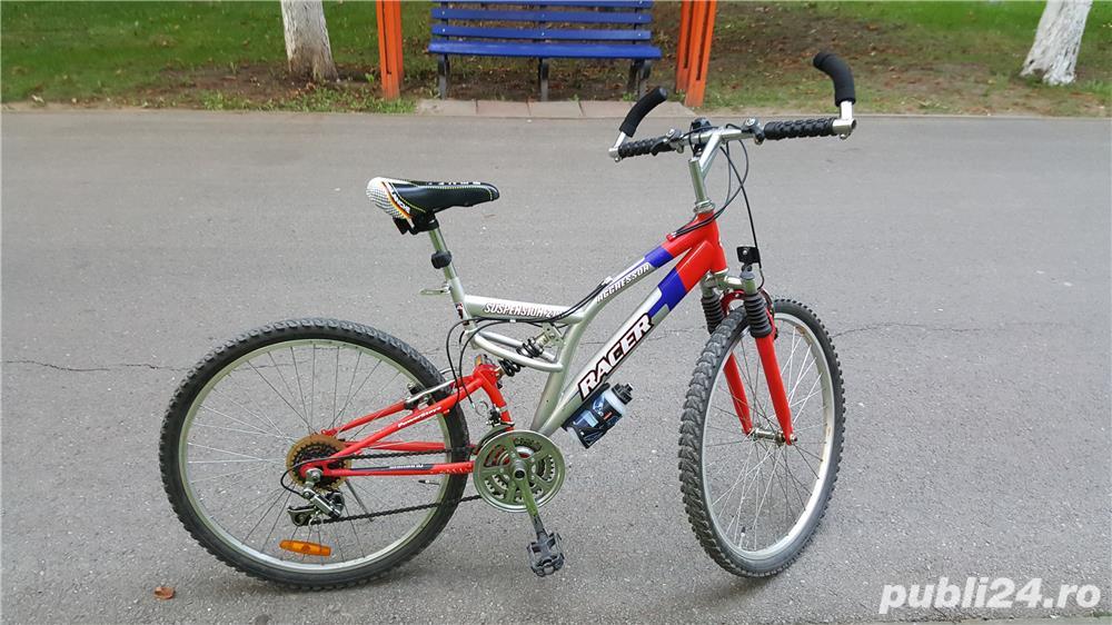 Bicicleta aggressor racer