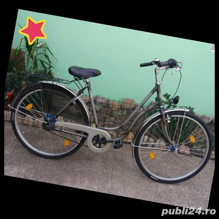 Bicicleta deosebita FALTER,roti 28,Impecabila !