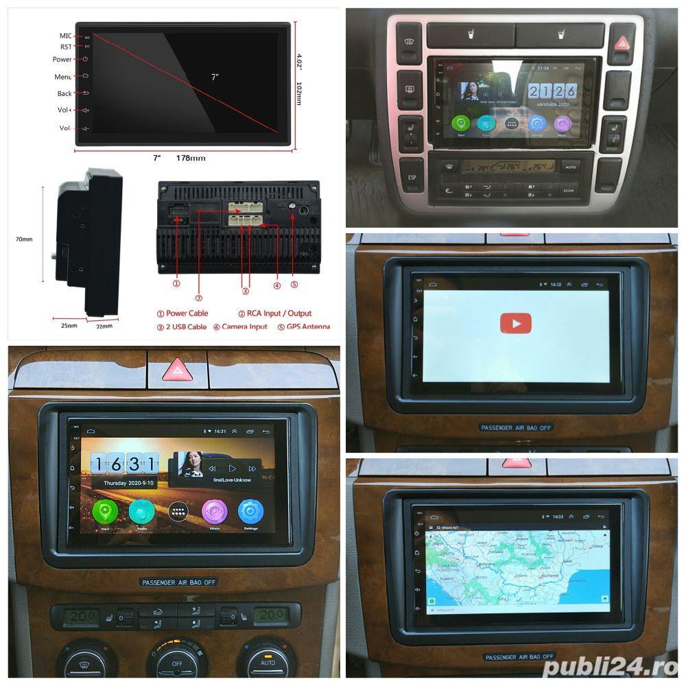 "Navigatie android 8.1 7"" Inch wifi GPS BT"