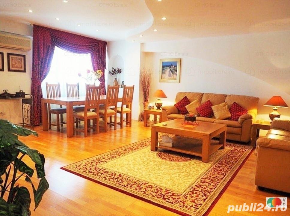 Apartament 3 Camere Dorobanti Lux Utilat Mobilat