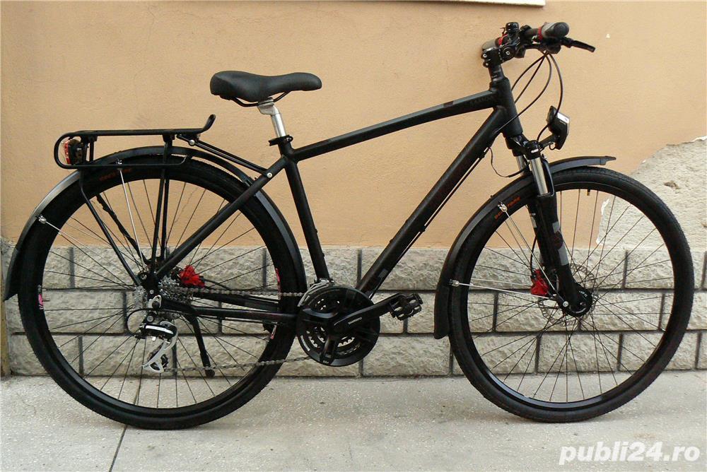 Bicicleta trekking Winora