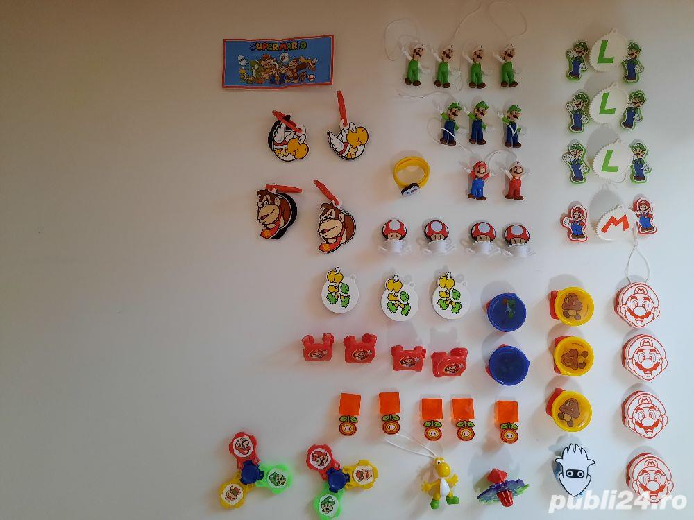Figurine Kinder Surprise Joy Super Mario