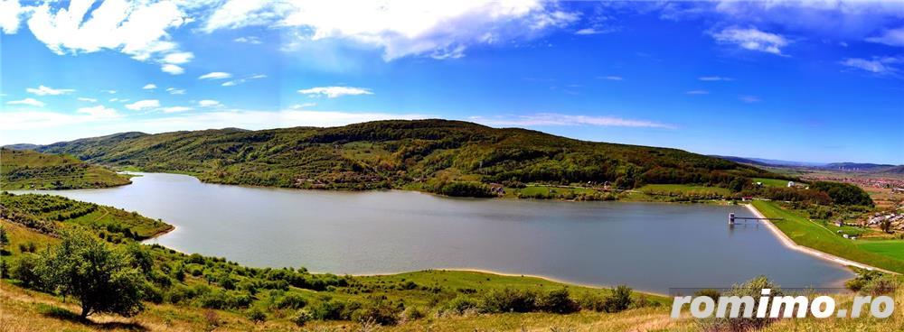Teren de vanzare la lacul Bezid,jud.Mures