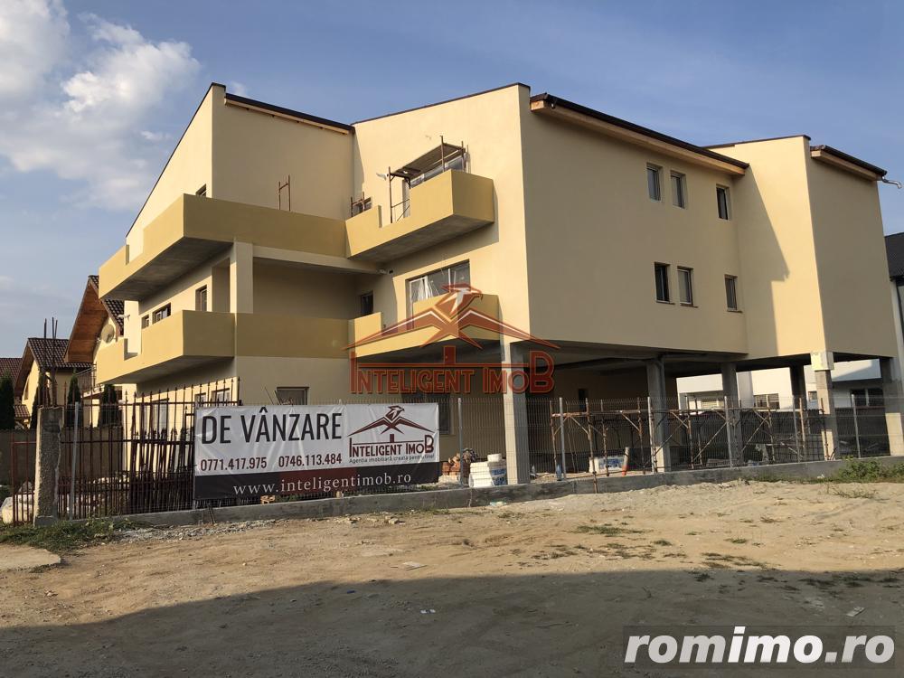 Apartament 3 camere+gradina de 65 mp in Selimbar zona Brana