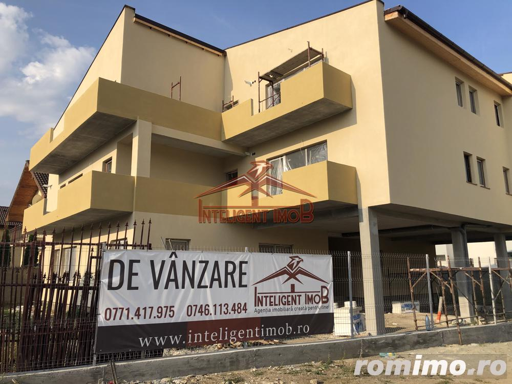 Apartament 2 camere 76 mp utili, Selimbar strada Petru Rares
