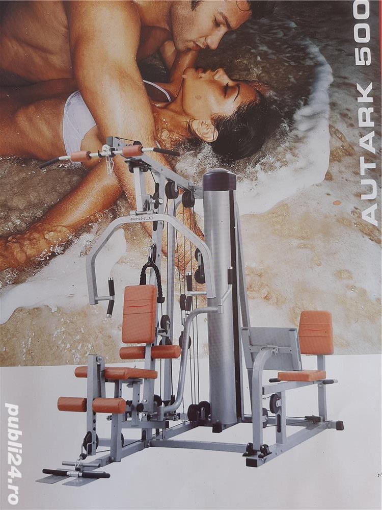Sala complexă fitness