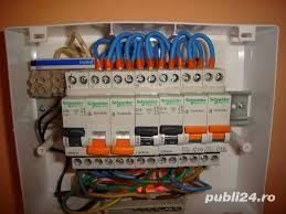 Electrician de întreținere si reparații.