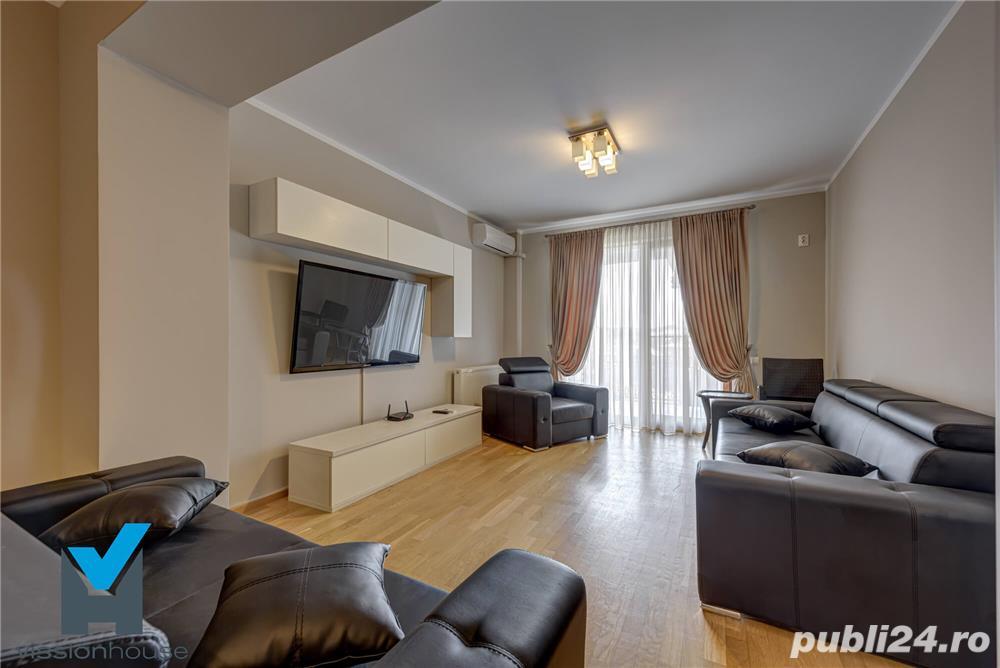 Inchiriere apartament 3 camere parcul Cismigiu cu vedere panoramica