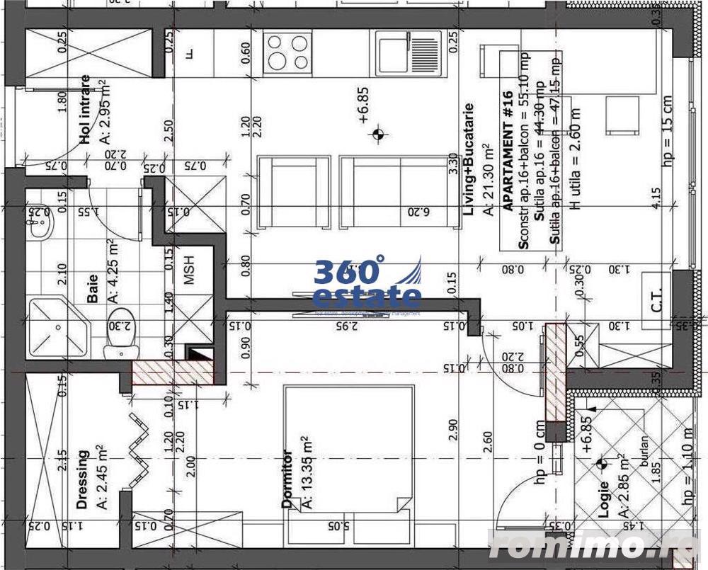 Vand Ap. 2 Cam. -    Zona Buna - acces rapid - CJ    BUN PT INVESTITIE