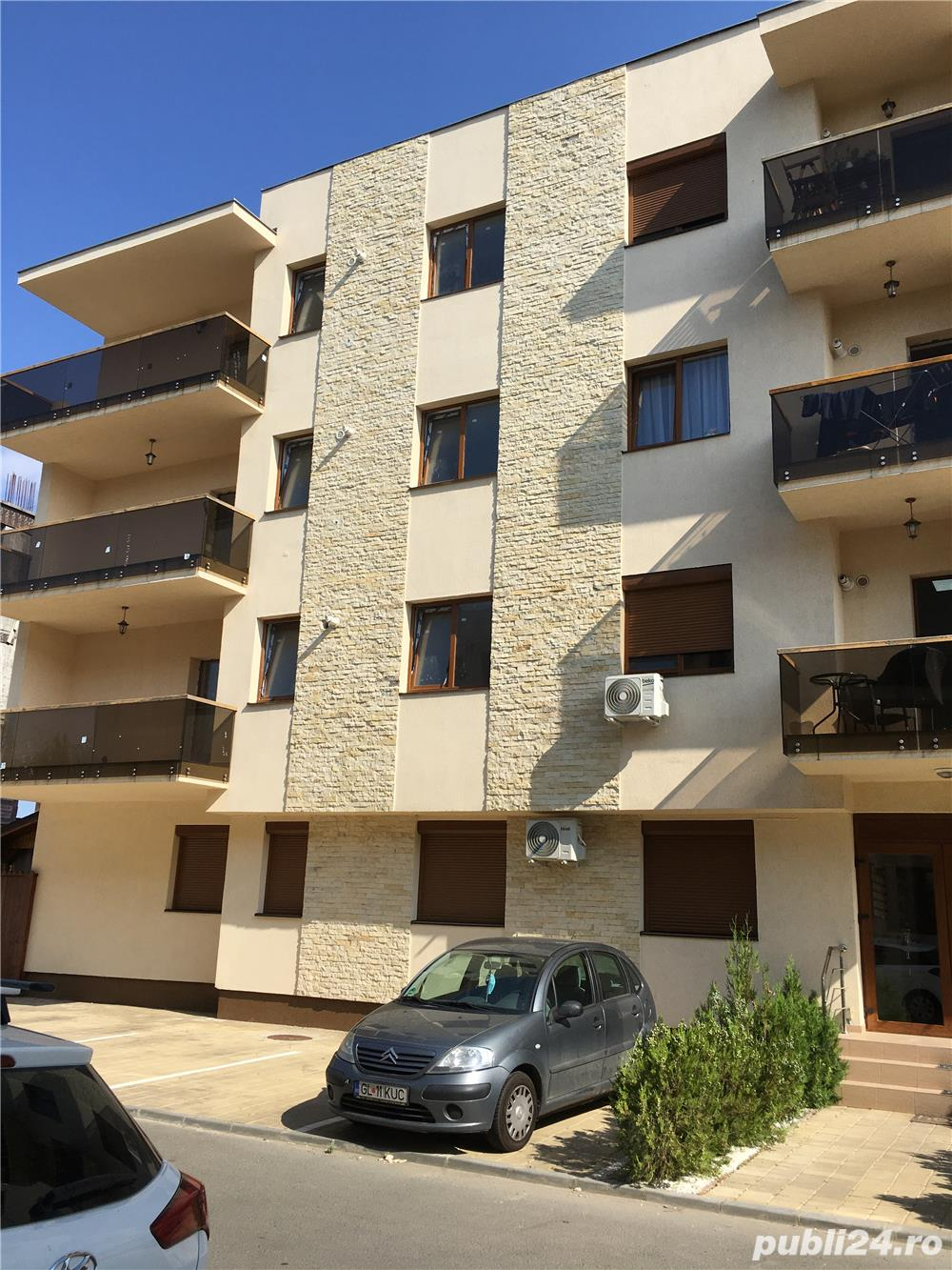 Chiajna -Dudu - langa padurea Rosu - zona superba Apartament 3 camere decomandat