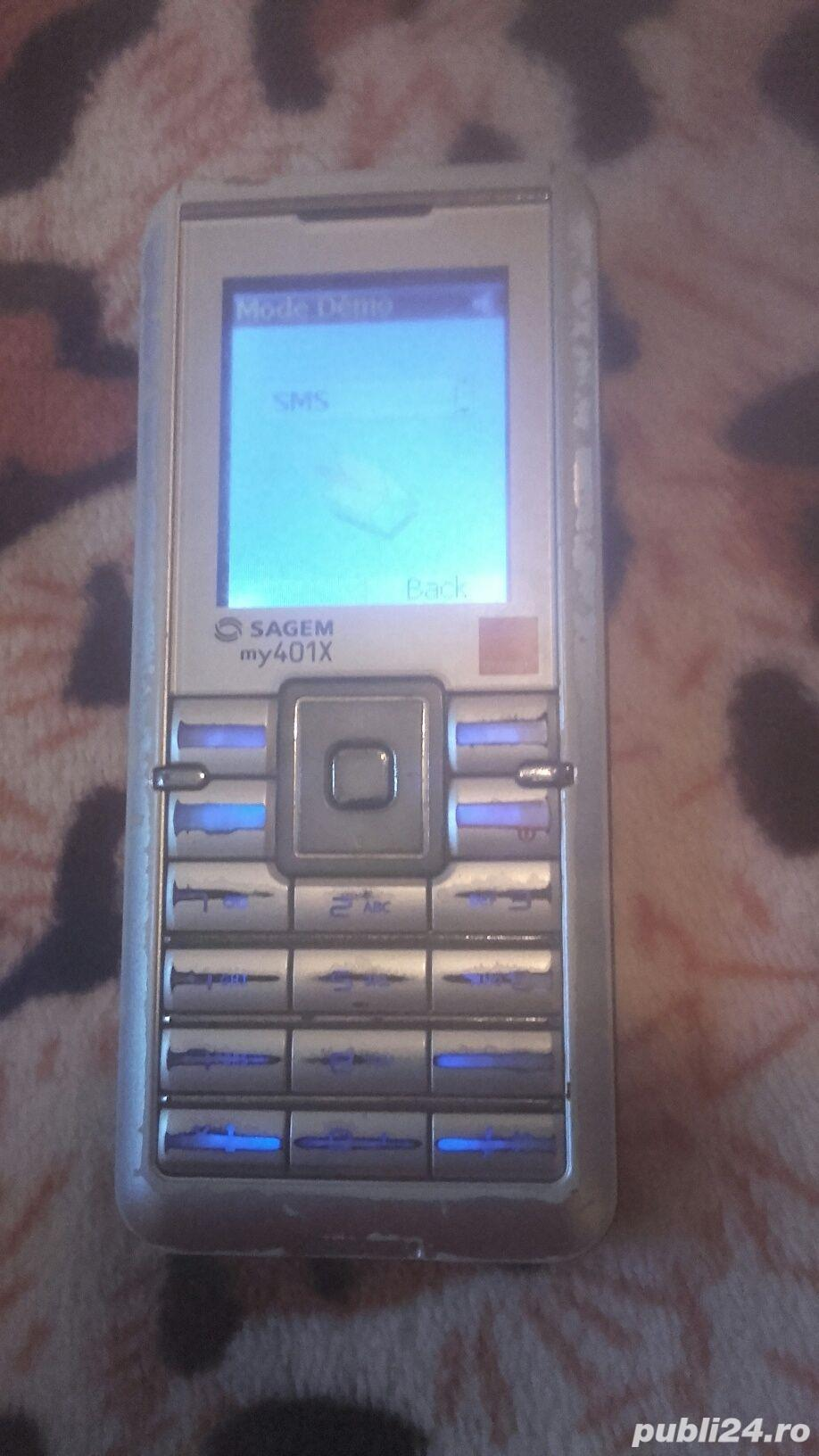 Vand telefon Sagem my401x