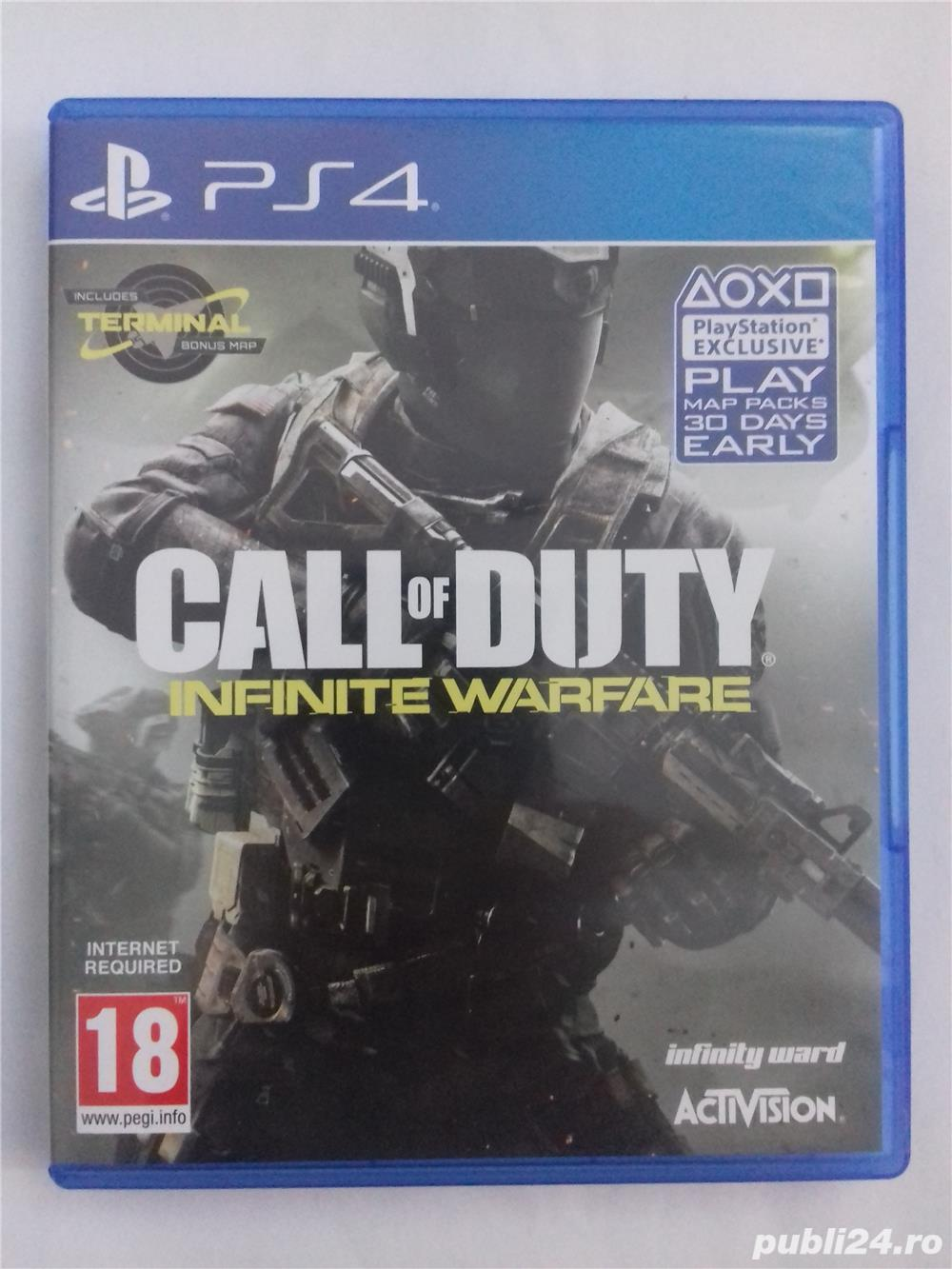 Vand joc Call of Duty Infinite Warfare Playstation 4 PS4