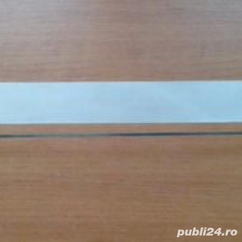 Set nichelina si panza teflonata pentru masina de lipit pungi latime 40 cm