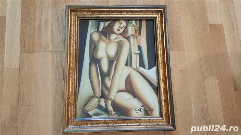 Tablou arta erotica