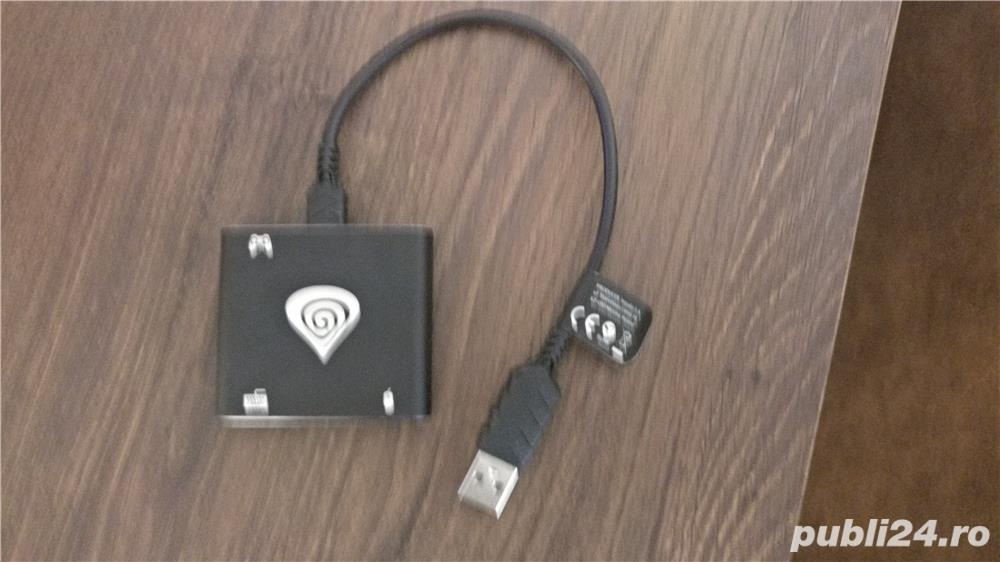Adaptor tastatura și mouse consola Nintendo