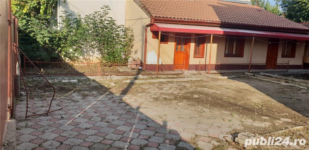 Casa modesta cu teren Str Pomiculturii - singur in curte și toate utilitatile