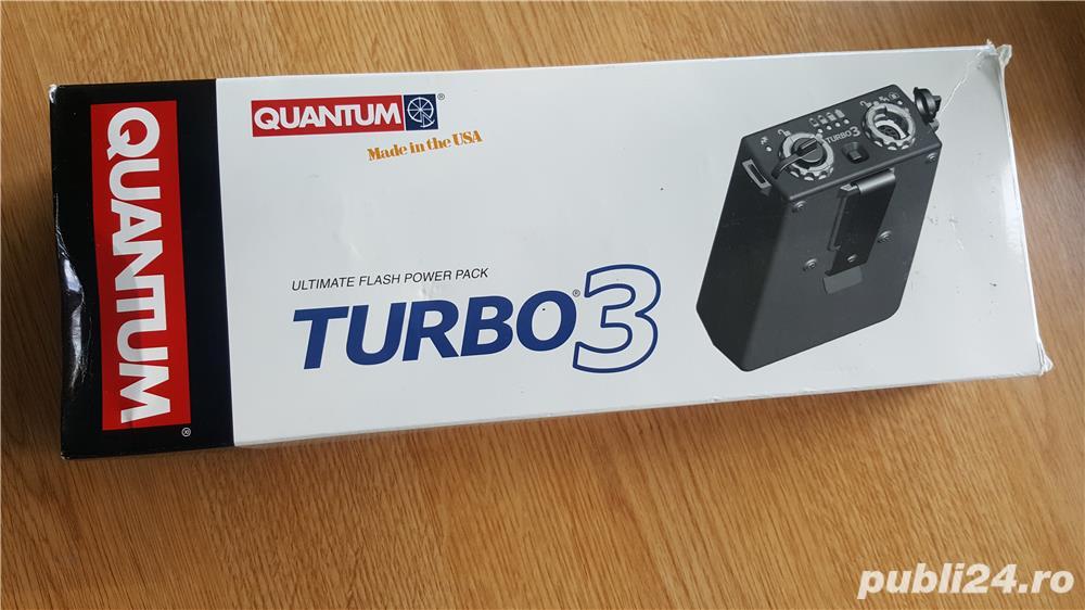 Baterie reincarcabila Quantum Turbo 3