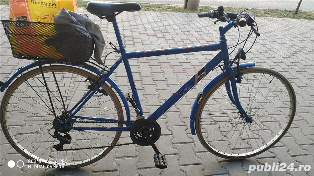 Bicicleta 28,5 trecking/city
