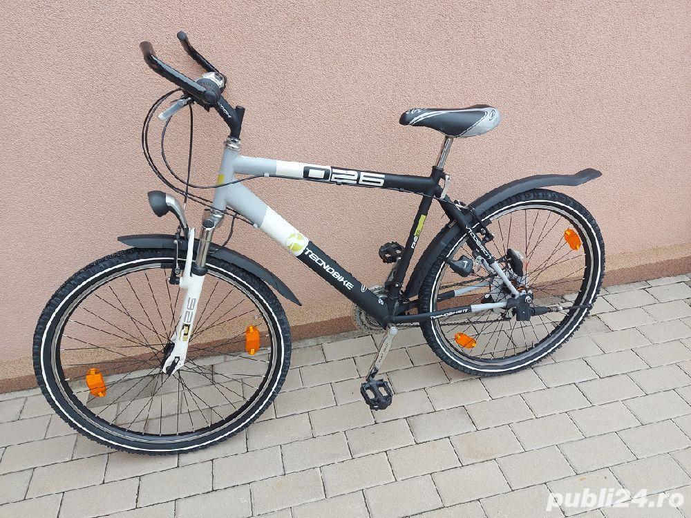 Bicicleta Tecnobike026 aproape noua