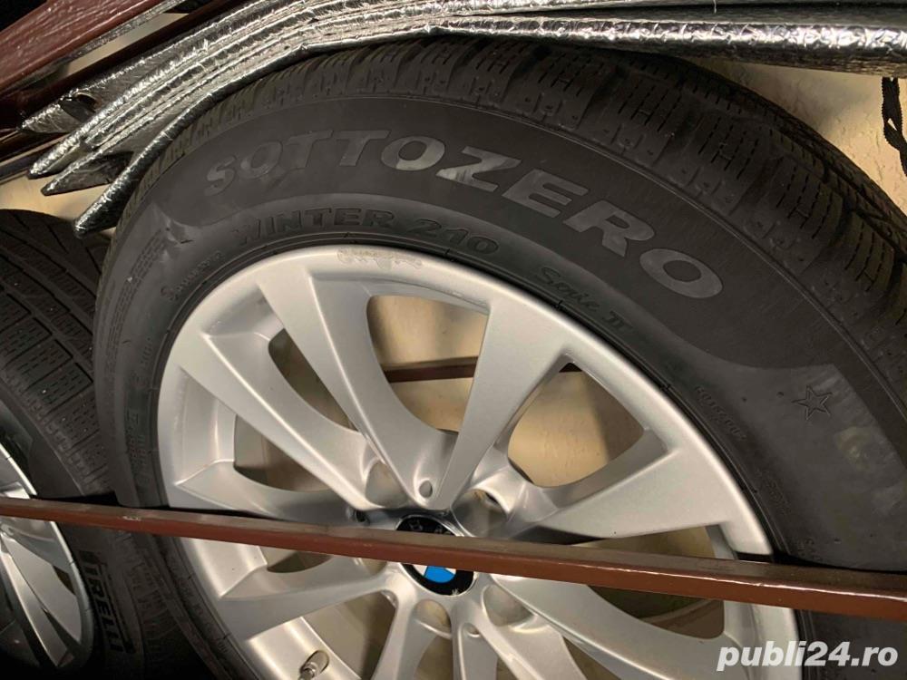 Vând anvelope Pirelli Winter Sottozero