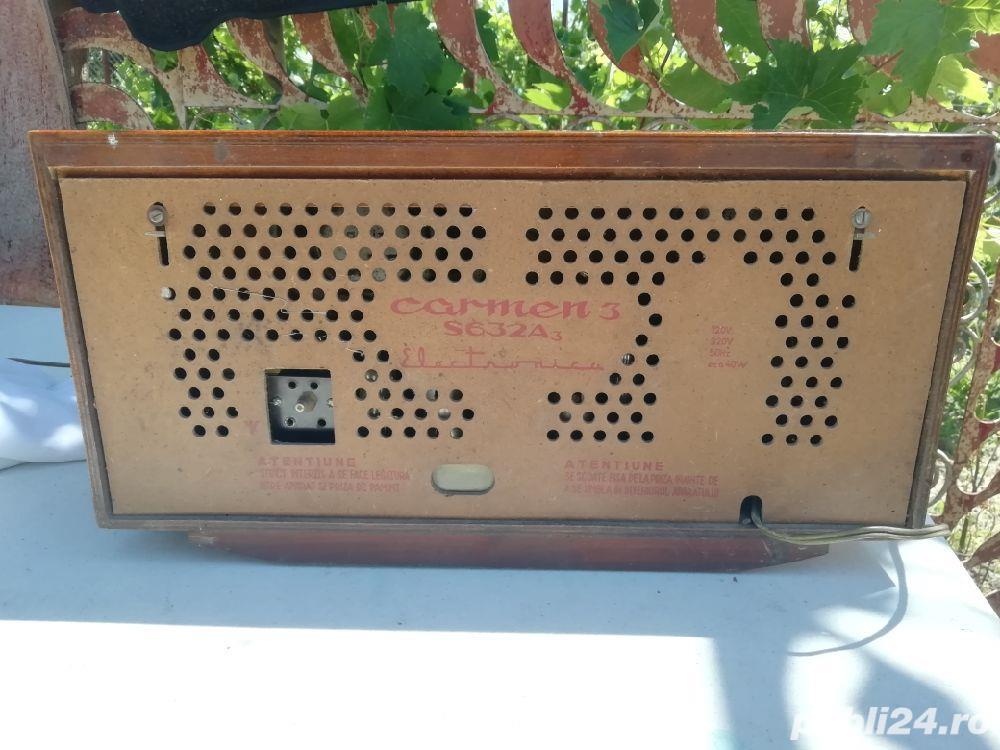 Radio antic Carmen 3 S632 A3