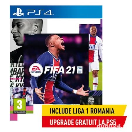 FIFA 21 - PS4 - Sigilat - Standard/Champions/Ultimate