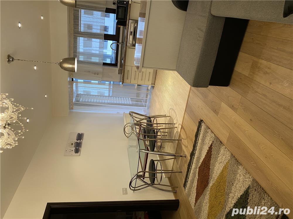 Apartament modern 2 camere plus living de inchiriat in regim hotelier