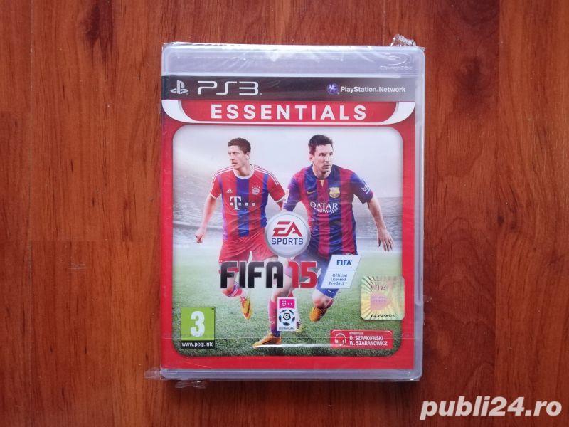 Vand joc FIFA 15 Playstation 3 ,, nou sigilat ,,