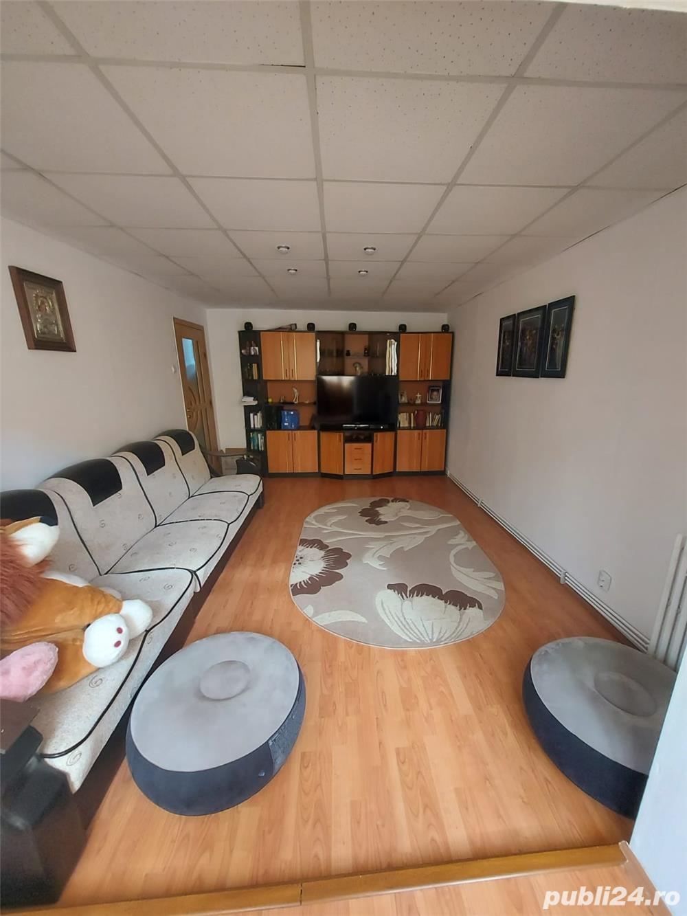 Apartament 4 camere Decomandat Mircea cel Batran - Etajul 1