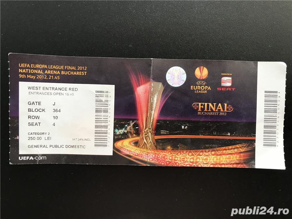 VAND bilet finala UEFA2012, bilet BAYERN-STUTTGART 2014, card BAYERN