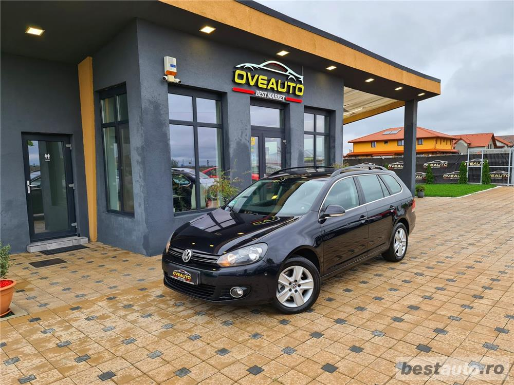 VW GOLF VI ~ EURO 5 ~ AUTOMAT ~ LIVRARE GRATUITA/Garantie/Finantare/Buy Back.