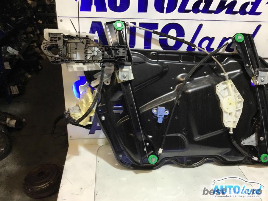 Broasca mecanism Inchidere Volkswagen Passat 3C2 2005 Dreapta Fata