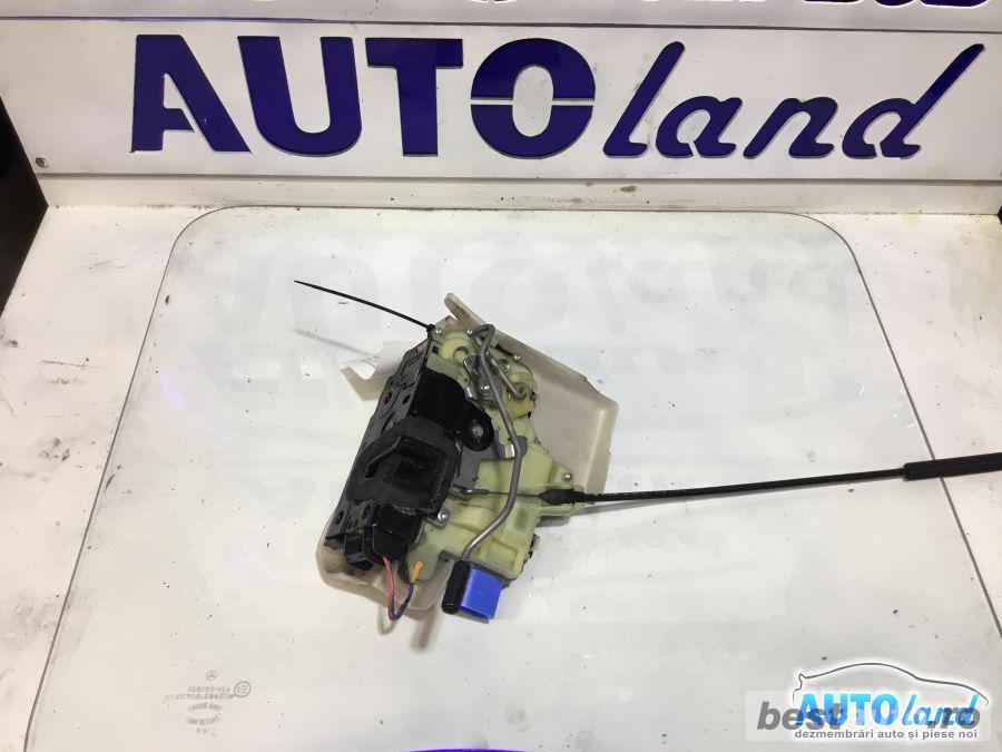 Broasca mecanism Inchidere Volkswagen Polo 9N 2001 Stanga Fata