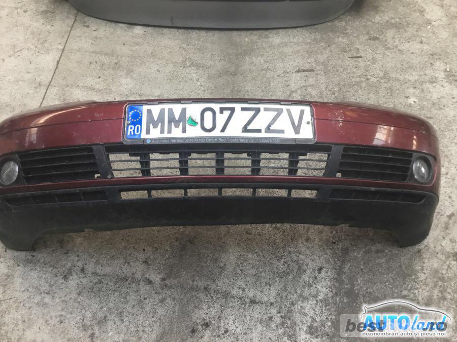 Bara Protectie Fata Audi A4 8D2,B5 1995-2000 Cu Proiectoare